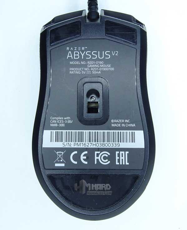 Razer Abyssus V2 17