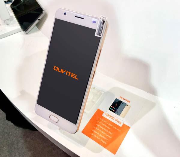 Oukitel mostrará nuevos productos en la GSEE