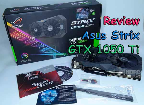 asus strix geforce gtx 1050 ti