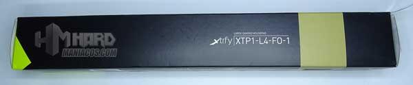 Xtrfy XTP1 1