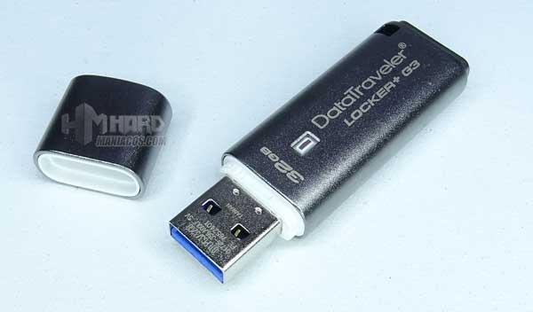 Kingston DataTraveler locker USB