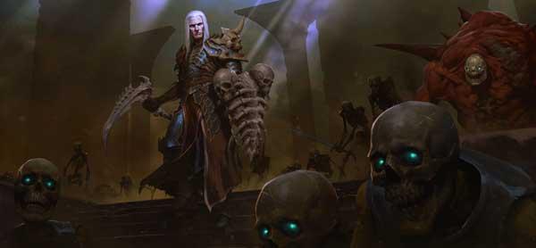 El nigromante llega a Diablo III el 27 de junio