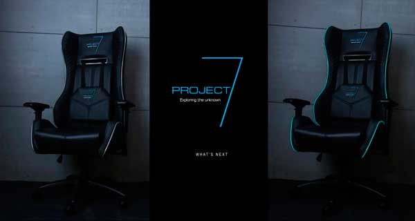 Silla Gaming Project 7 Premium