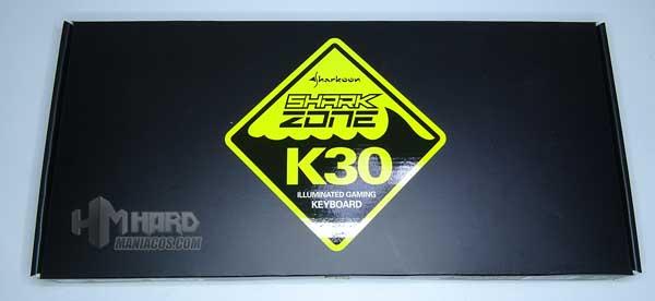 Shark Zone K30 1
