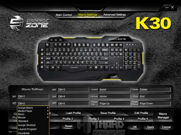 Shark Zone K30 software 10