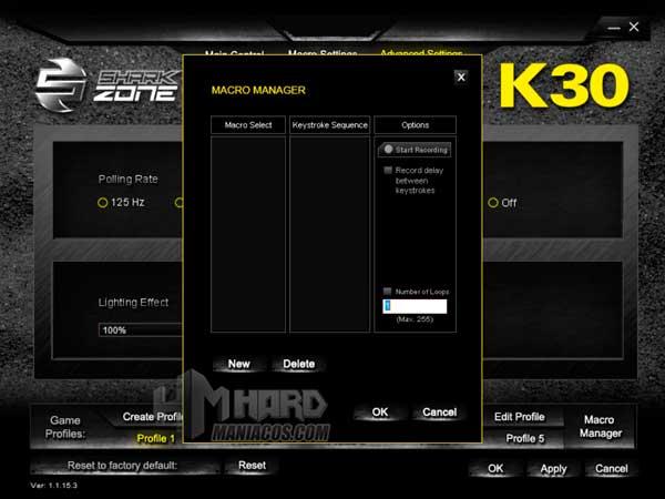 Shark Zone K30 software 9