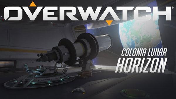 Overatch, Colonia lunar Horizon.