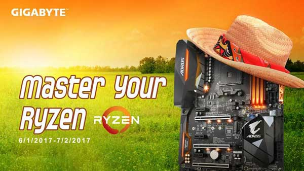 El Master Your Ryzen 2017 da comienzo
