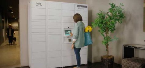 Amazon anuncia un sistema de taquillas residencial