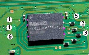 Han creado un chip que permite clonar juegos de PS4