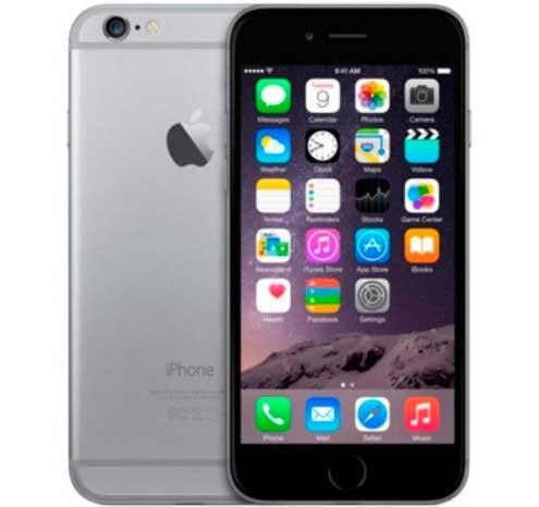 Ahorrar dinero con un iPhone 6 restaurado