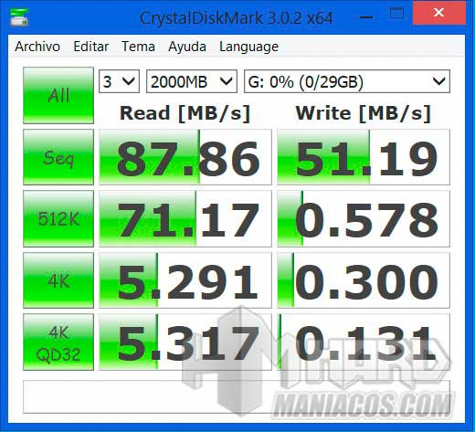 microSD Kingston SDCG/32GBSP