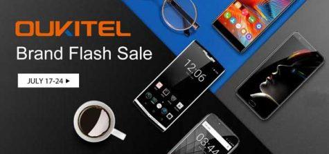 Nuevas ofertas de OUKITEL en Gearbest