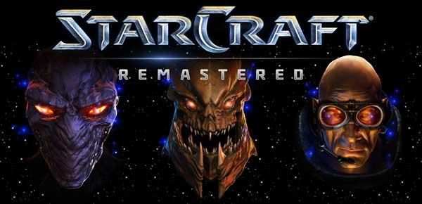 StarCraft Remastered llega el 14 de agosto
