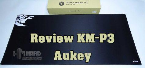 Alfombrilla Aukey KM-P3