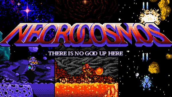 Necrocosmos there is no god up here lanza su Kickstarter