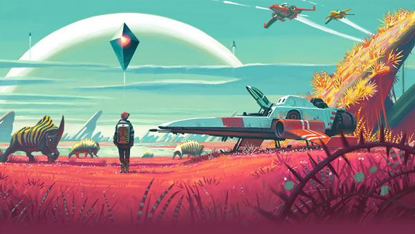 No Man's Sky 1.3 Atlas Rises