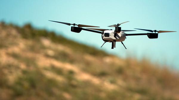 Drones con retinas artificiales para ver en la oscuridad