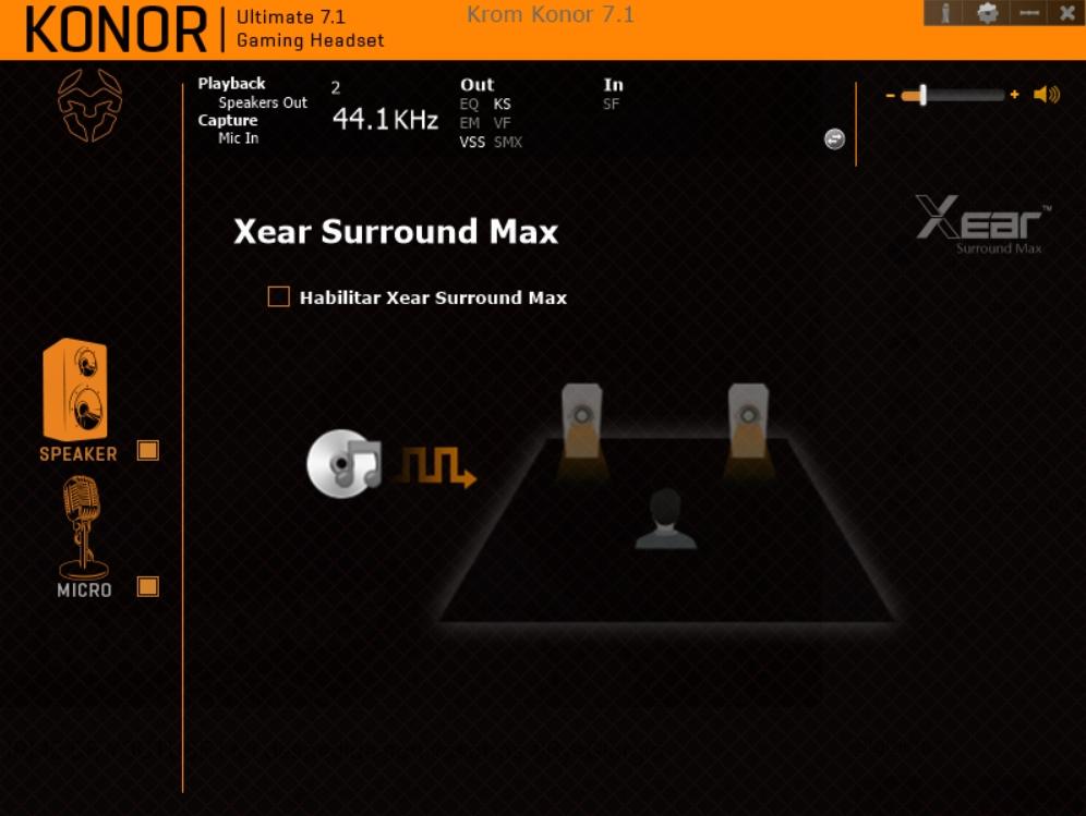 Krom Konor software 13