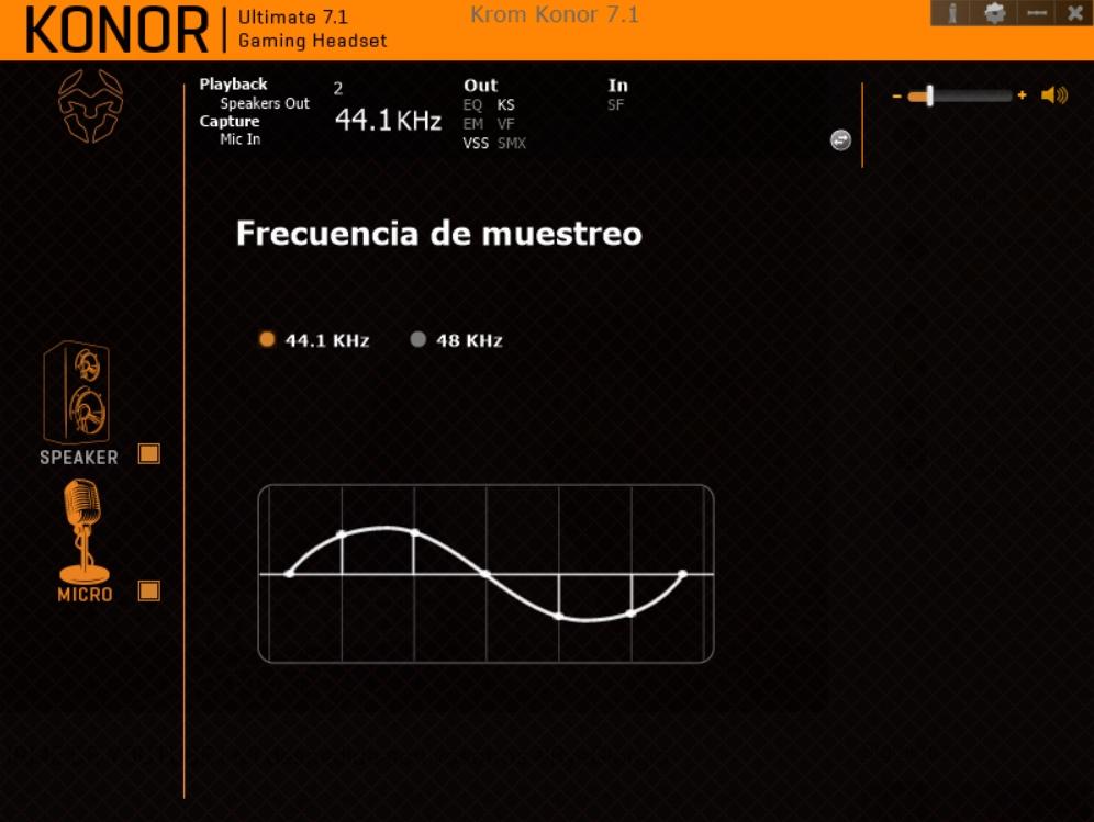 Krom Konor software 15