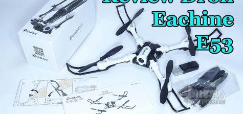 dron Eachine E53