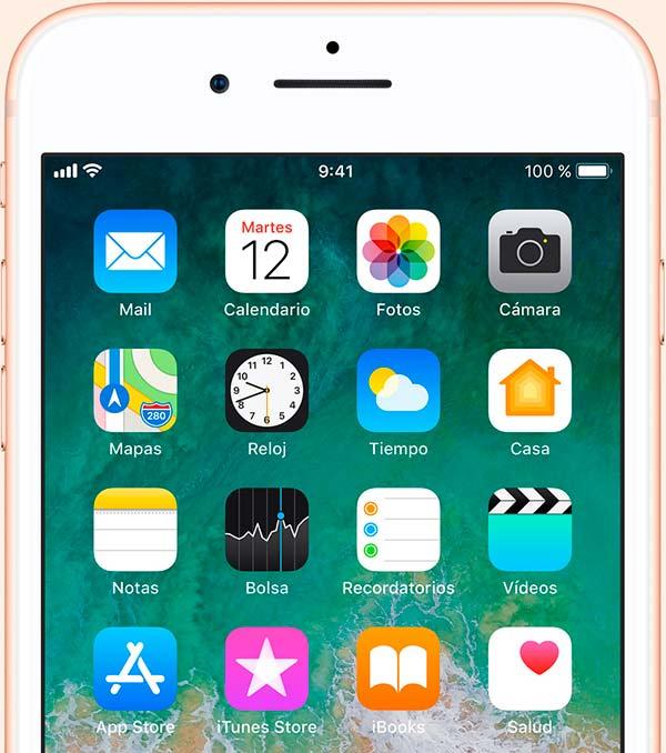 iPhone X 7