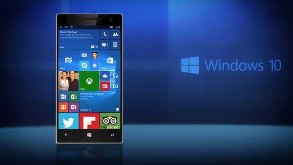 Microsoft dice adiós a Windows 10 Mobile