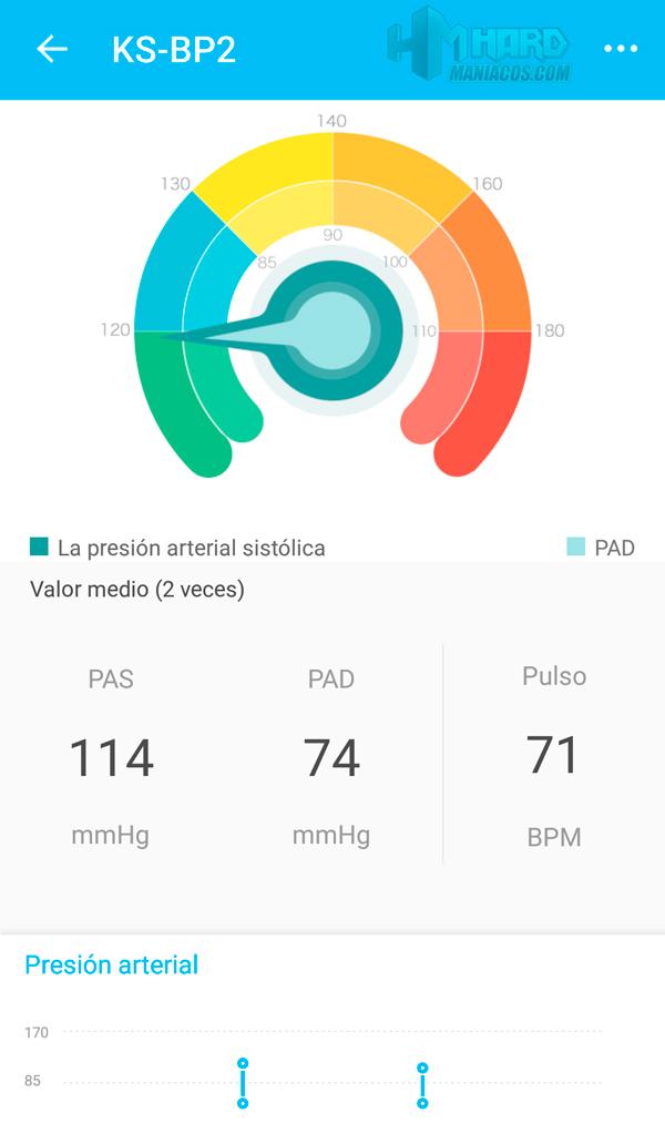 Koogeek BP2 APP 24
