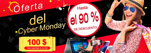 cyber monday en lightinthebox