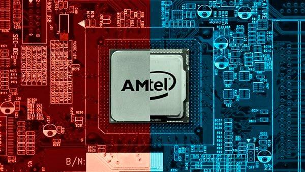 Intel y AMD juntas Portada