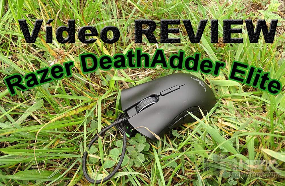 vídeo review del ratón Razer DeathAdder Elite