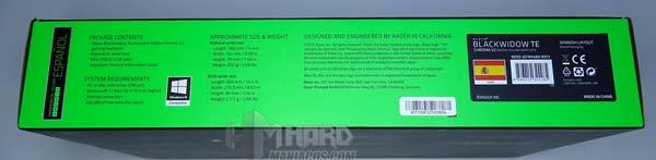 Razer Blackwidow Tournament Edition V2 4