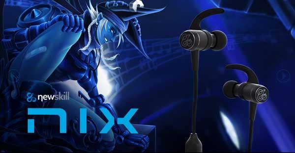 auriculares wireless Nix