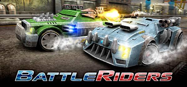 Battle Riders pack navideño en humble bundle
