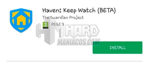 descarga sistema de vigilancia Haven