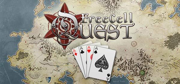 FreeCell Quest pack navideño en humble bundle