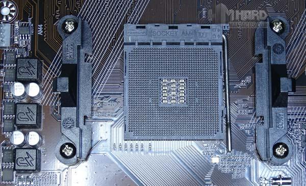 Gigabyte GA-AB350M-D3H socket