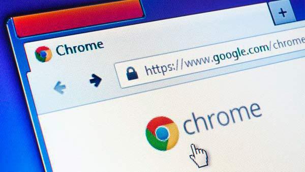 Google Chrome candado