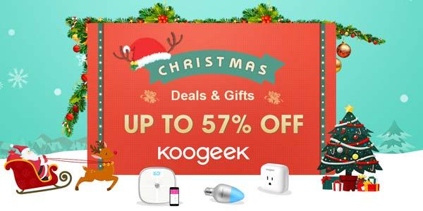 ofertas de navidad en koogeek