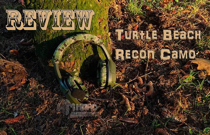 Turtle Beach Recon Camo portada