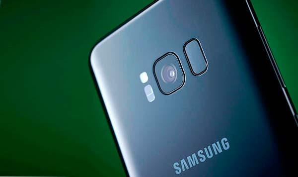 Samsung Galaxy S9 cámara