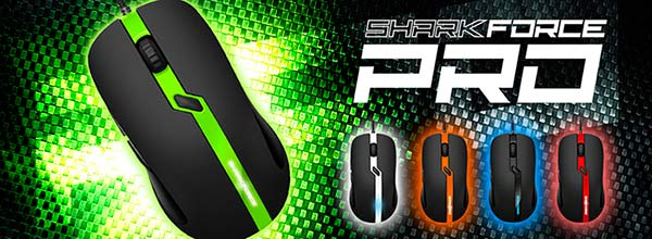Shark Force Pro portada