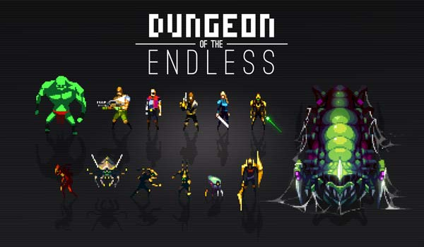 dungeon of the endless pack navideño humble bundle