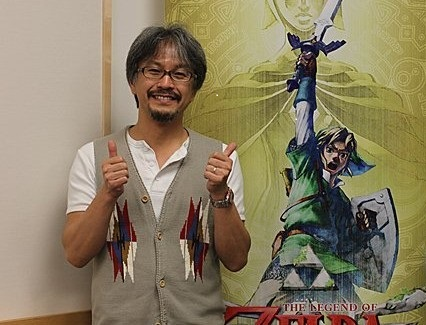 Eijiro Aonuma, The Legend of Zelda game awards