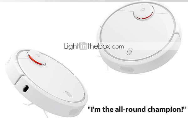 Aspiradora lightinthebox