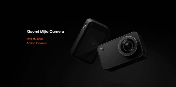 Cámara Xiaomi lightinthebox