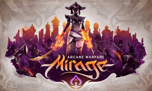mirage arcane warfare pack navideño en humble bundle