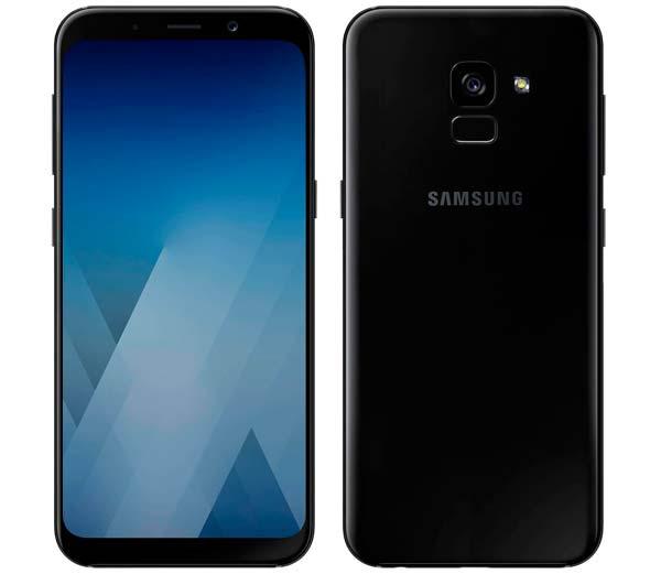 portada samsung galaxy A8 2018