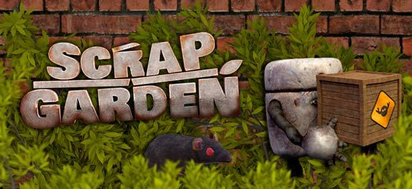 scrap garden pack navideño en humble bundle