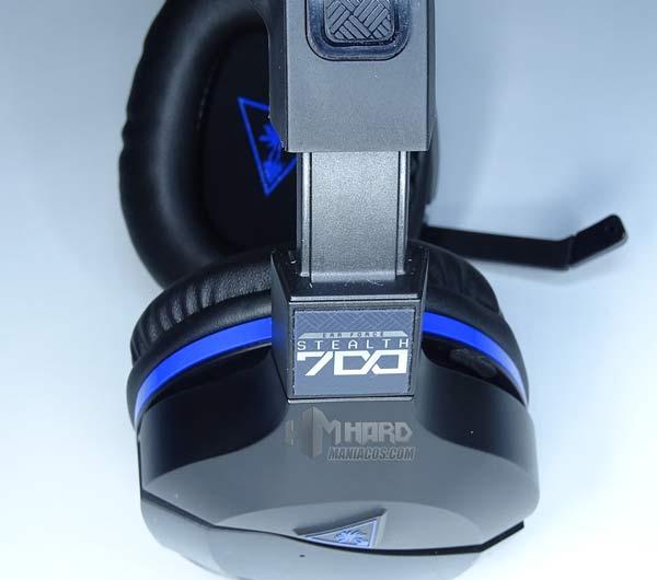dadema estira auriculares Stealth 700